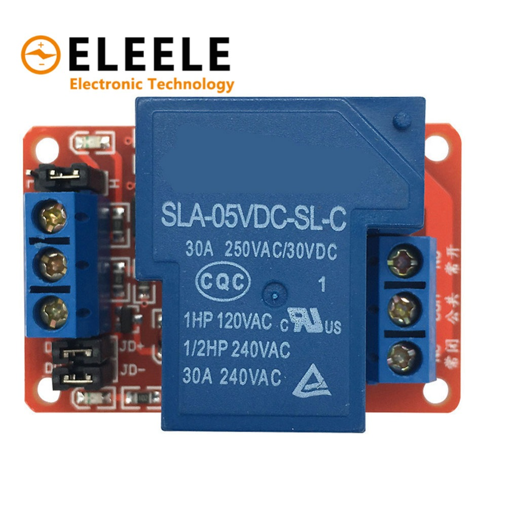Detail Feedback Questions About Dc 5v 12v 24v 30a High Power 1 Spdt Micro Mini Relay Channel Module With Optocoupler H L Level Triger For Mega Avr Pic Dsp Arm Pn35 On