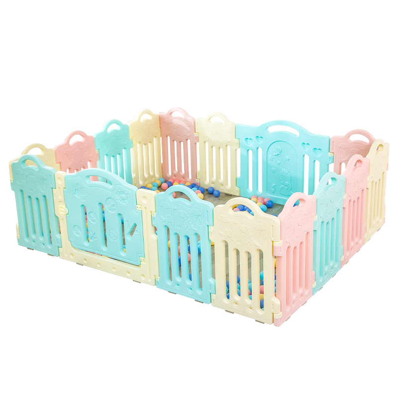 Children's Play Fence Indoor Baby Home Crawling Mat Fence Baby Toddler Safety Fence