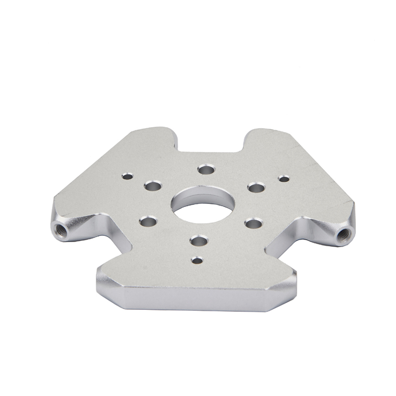 lowest price M3 Delta Kossel Fisheye Effector Hanging Station with Mounting Plate Aluminum Metal for V6 J-head Hotend 3D Printer Accessories