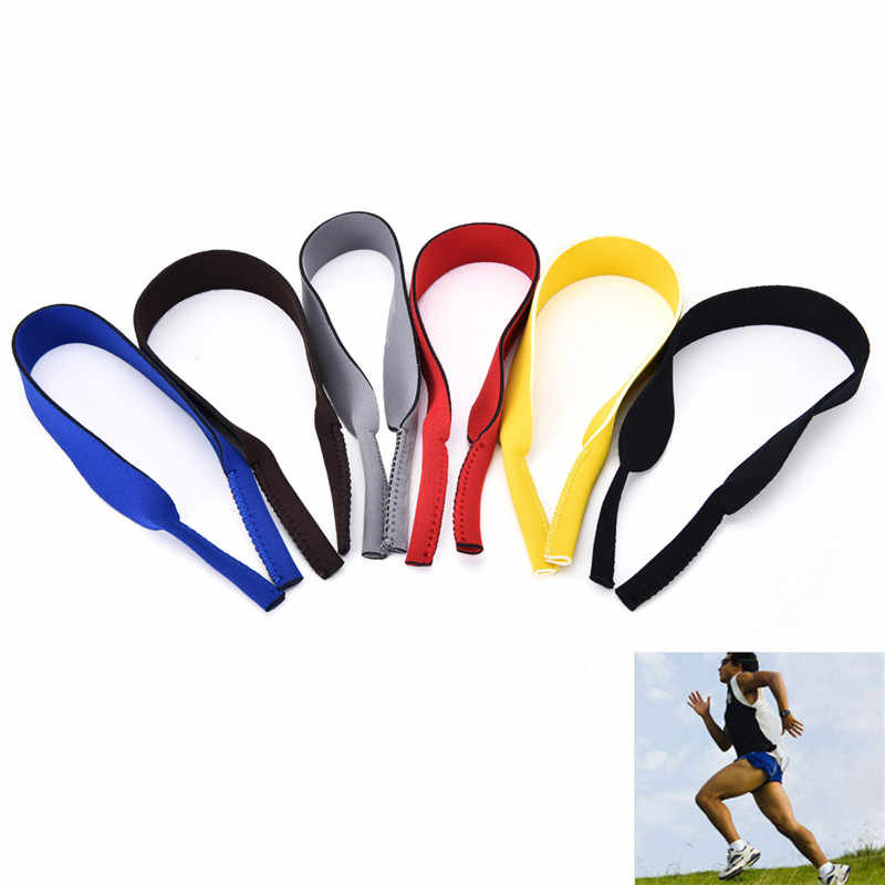 High Quality New Outdoor Spectacle Glasses Sunglasses StretchyStrap Belt Sports Band Cord Holder Neoprene Sunglasses Eyeglasses