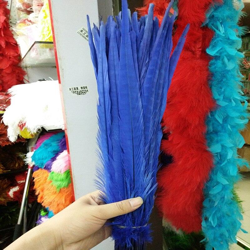 Wholesale! Beautiful 10pcs/lot 20 22inches / 50 55cm Blue