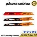 Worx WA8007 kolben sägeblatt für stahl rohr schneiden für holz baum zweig schneiden zu guten preis und schnelle lieferung-in Sägeblätter aus Werkzeug bei