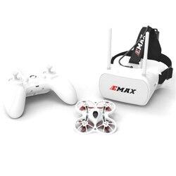 Emax Tinyhawk Indoor FPV Racing Drone F4 4in1 3A 15000KV 37CH 25mW 600TVL VTX 1S RC Quadcopter BNF RTF