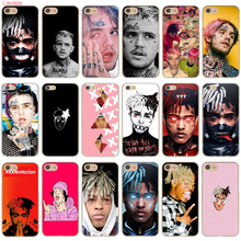Lavaza XXXTENTACION Lil Peep Lil Bo Peep Rap Singer Hard Case for Apple iphone 7 8 Plus 5s 5 SE 6 6s 7 8 X Case