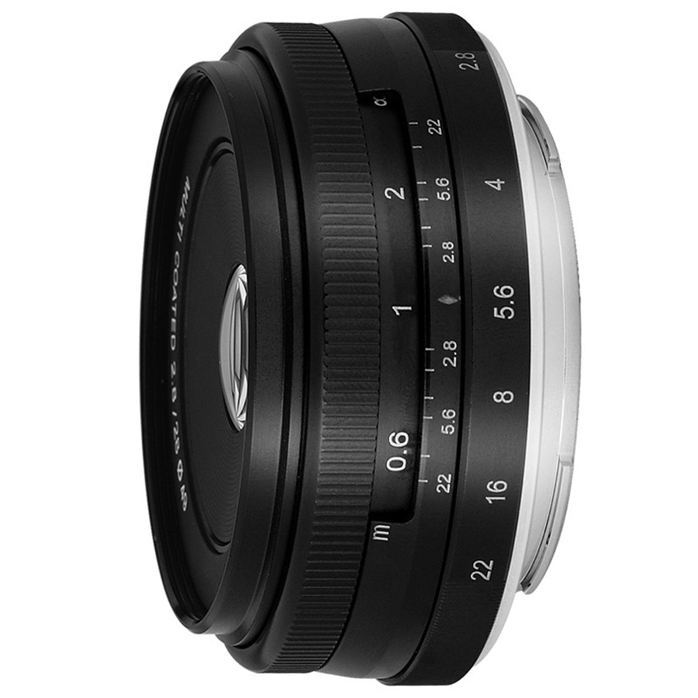 28mm 28 mm F2.8 f/2.8 APS-C Manual Large Aperture Lens for Fujifilm Fuji FX X-T10 X-T2 X-T1 X-A3 X-A2 Mirrorless Camera neewer 35mm f1 2 large aperture prime aps c aluminum lens compatible with fuji x mount mirrorless cameras x a1 x a10 x a2 x a3