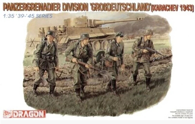 DRAGON 6124 1 35 German Gebirgsjager Caucasus 1942
