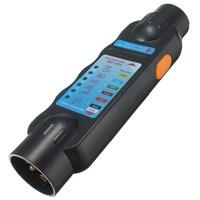 12V 7 Pin Vehicle Car Towing Trailer Light Car Trailer Cable Wiring Circuit Plug Socket Tester