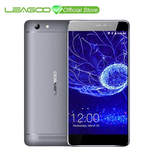 LEAGOO Shark 5000 мобильный телефон 5,5 дюймов HD ips MT6580A 4 ядра Android 6,0 13MP 1 ГБ Оперативная память 8 ГБ Встроенная память 5000 мАч большой Батарея смартфон