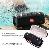 Ltgem eva caso duro para jbl xtreme 2 portátil à prova dwireless água sem fio bluetooth alto falante viagem de armazenamento de transporte de proteção saco Acessórios de caixas de som    -