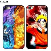 Naruto's Phone covers for Xiaomi Redmi Note 4 4X 4A 5 5A 6 6A MI A1 A2 mi6 mi 8 Pro Lite Prime Plus f1