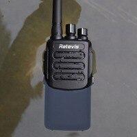 מכשיר הקשר 10W DMR רדיו דיגיטלי מכשיר הקשר IP67 Retevis Waterproof RT81 UHF 400-470 Mhz VOX הצפנה דיגיטלי / אנלוגי מצבי A9119A (3)