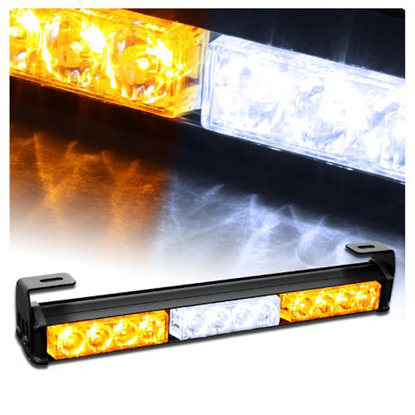 14 hazard emergency warning tow traffic advisor strobe light bar 14 hazard emergency warning tow traffic advisor strobe light bar flash rover lights rear brake lights zone bar lights 09004 in car light assembly from aloadofball Gallery