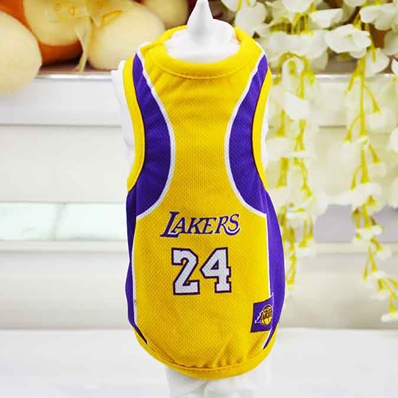 Digital Gear Bags Drone Bags Sports Dog Vest Cat Shirt Pet Clothes Summer Cotton Sweatshirt Basketball Clothes Dog Clothes Suitable For Small And Medium Dogs