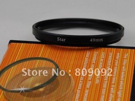 GODOX 49 мм 8 Точка 8pt Star Объективы для фотоаппаратов фильтр