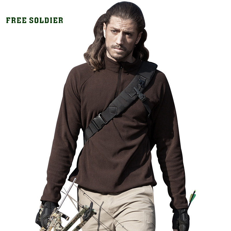 Jacket Free-Soldier Fleece Clothing Military-Coat Outdoor Hiking Tactical Sports Camping