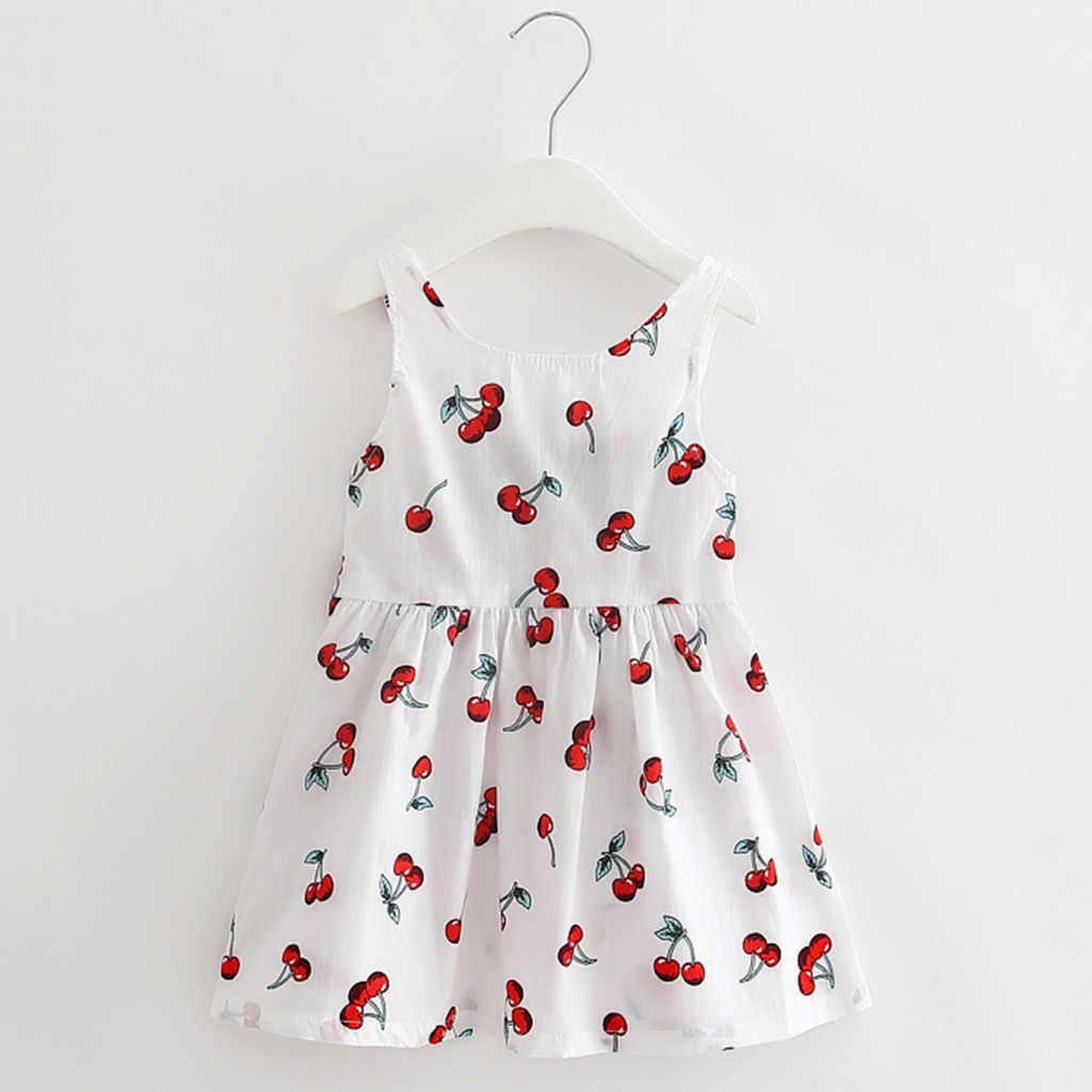 ARLONEET/летнее платье для маленьких девочек; летнее платье принцессы для маленьких девочек; Детские вечерние платья без рукавов для свадьбы; W0101