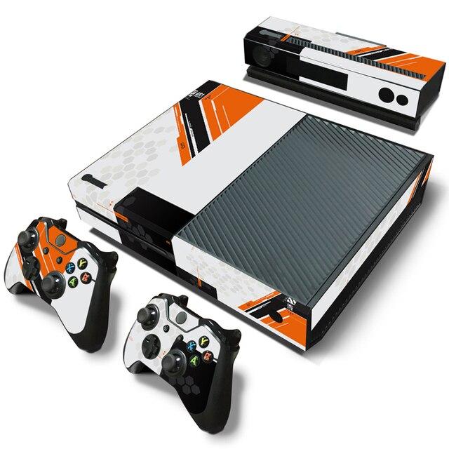 Titanfall Projekt Dla Microsoft Konsola Xbox One Gry Naklejki