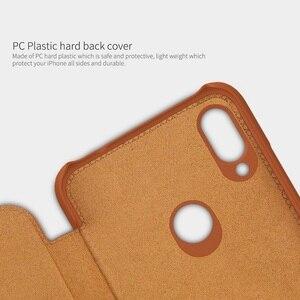 Image 3 - Redmi Note 7 etui 6.3 cala NILLKIN Vintage Qin odwróć portfel PU skóra PC powrót etui na xiaomi Redmi Note 7 Pro etui 7S