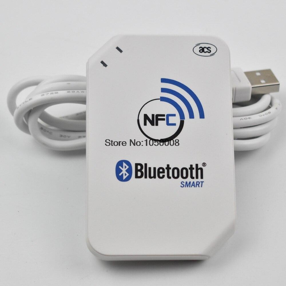 ACR1255 13.56 mhz RFID Lecteur de Carte Écrivain USB interface pour sans fil Android Bluetooth NFC lecteur