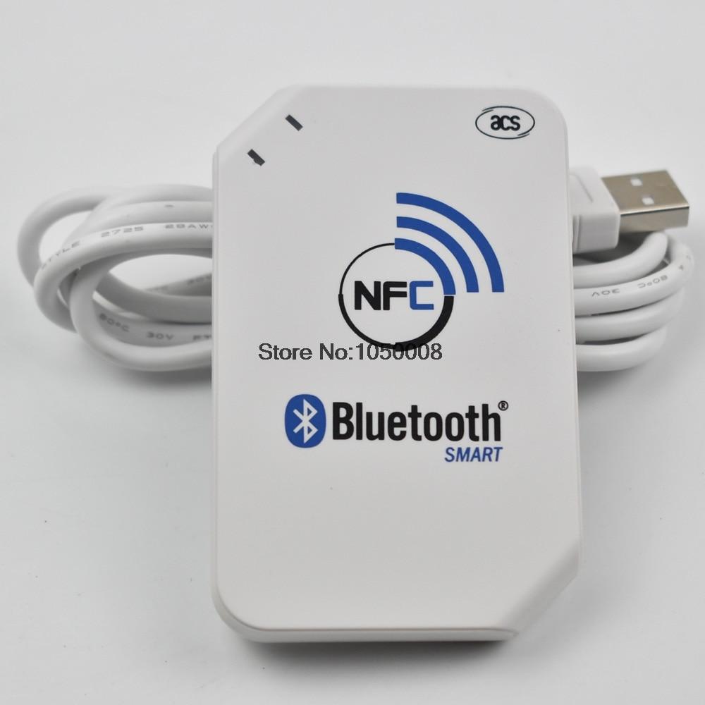 bilder für ACR1255 13,56 mhz Rfid-kartenleser Schriftsteller USB schnittstelle für wireless Android Bluetooth nfc-lesegerät