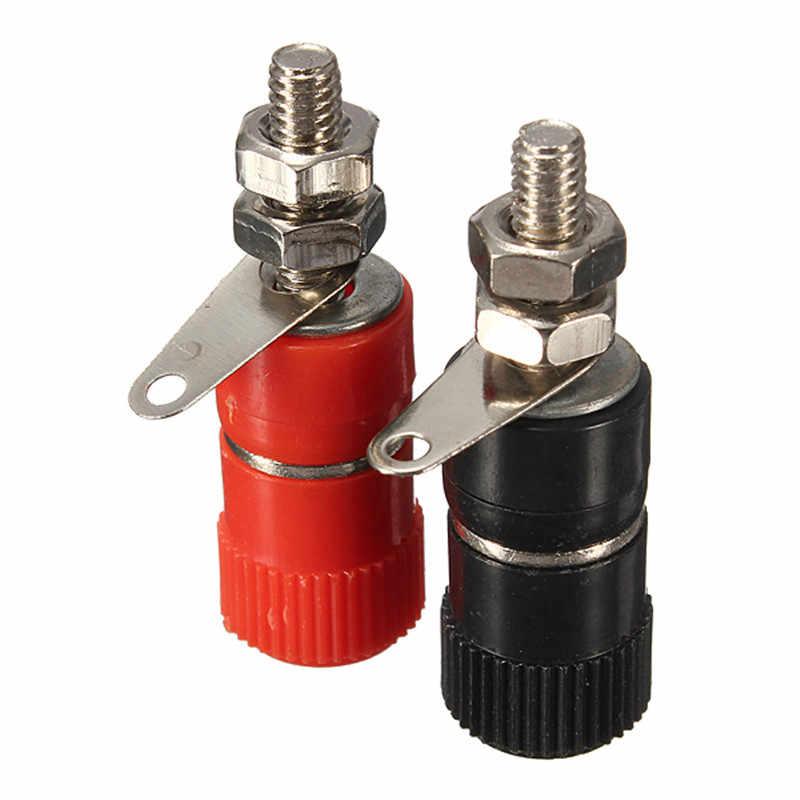 4Pcs/Pack Lowest Price Speaker Amplifier Terminal Blocks