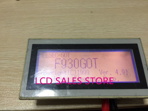 F930GOT-BWD  INDUSTRIAL COMPUTER IN  GOOD CONDITION  Used