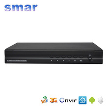 3 IN 1 16CH AHD DVR H.264 Hybrid Video Recorder ONVIF2.3 Support 720P 960P AHD Camera 3MP 5MP IP Camera  CCTV Home Security HOT