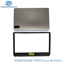 Laptop FOR HP For Pavilion For Envy M6 M6 1000 Series Cover Lcd Black With Silver