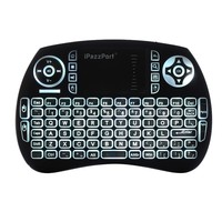 Mini Wireless 2 4GHz Backlight Keyboard With Touchpad And Multimedia Keys For Android TV Box HTPC