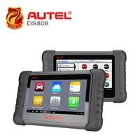 Autel MaxiDAS DS808 обновление из DS708 авто инструмент диагностики OBD2 сканер с кодированием ключа функции равны MS906