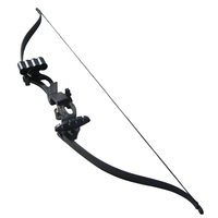 Toparchery archery plastic bow for larp arrow cs game
