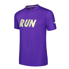 Men's Sportswear Active Running T Shirts Short Sleeves Quick Dry Training Shirts