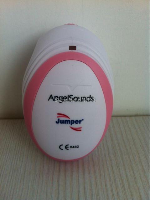 3 pcs CE & FDA Fábrica doppler fetal direta, ultrassom de bolso monitor fetal, monitor de pré, anjo som