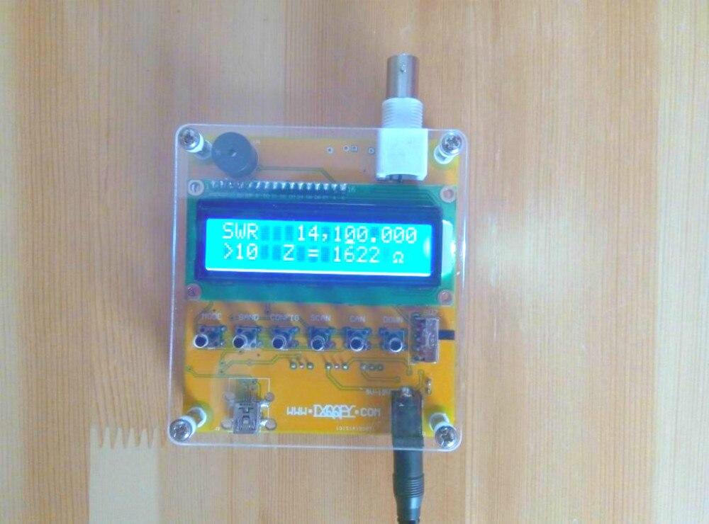 MR100 Shortwave Antenna Analyzer Meter Tester 1-60M For Ham Radio 12V Q9 Head mc 7806 digital moisture analyzer price with pin type cotton paper building tobacco moisture meter