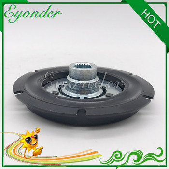 A/C AC Air Conditioning Compressor Electromagnetic Magnetic Clutch Hub Plate Pulley Sucker for Hyundai Sonata KIA Sportage Optim image