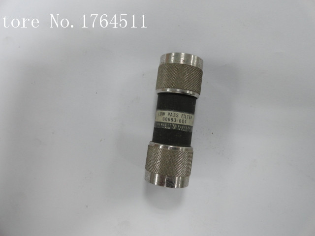 [BELLA] ORIGINAL 00693-604 DC-8.5 3dB N Low Pass Filter