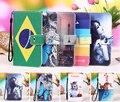 """Para meizu m3 max case, multi cores virar pu couro casos de telefone carteira para meizu m3 max 6 """"tampa do telefone + Rastreamento"""