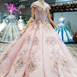 Image 5 - AIJINGYU Where To Buy Sexy Dresses Real Newest Lace German Bridal Cheap Beautiful Elegant Gowns Wedding Dress Sleeve