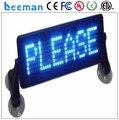 Leeman бесплатная из светодиодов автомобиля разрешение экрана : 7 * 35 европейского, программируемый из светодиодов автомобиля света, из светодиодов окна автомобиля сообщение знак