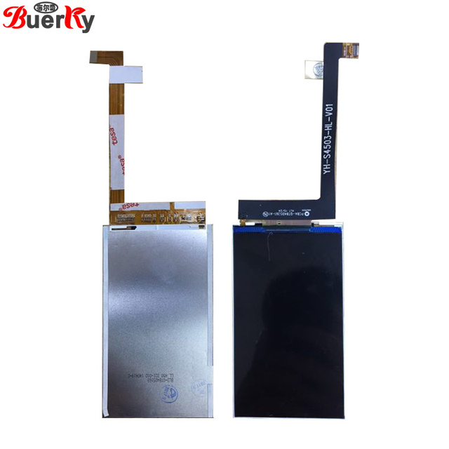 BKparts 100% Tested High Quality LCD For Micromax Bolt D320 LCD Display Glass Screen Replacement With Free Shipping