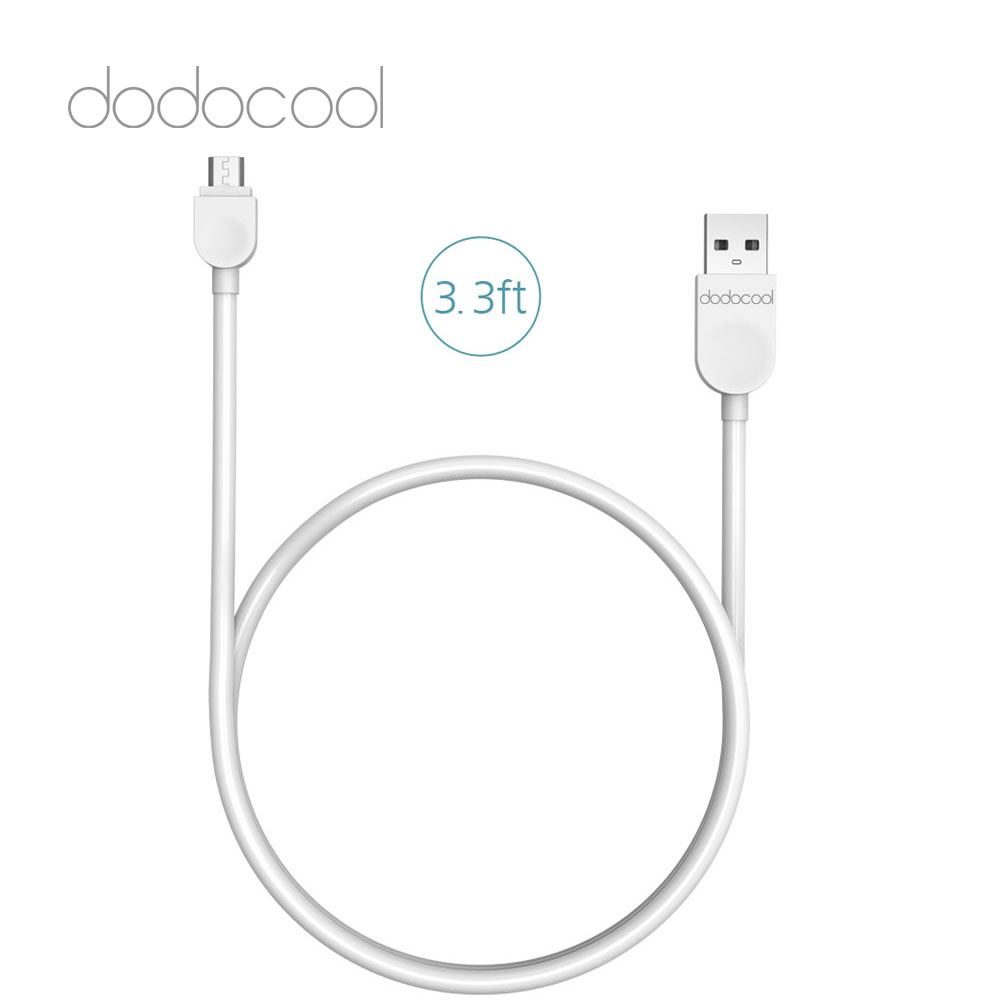 dodocool 5x1m 2A Micro USB Cable Hi speed Micro USB Cable