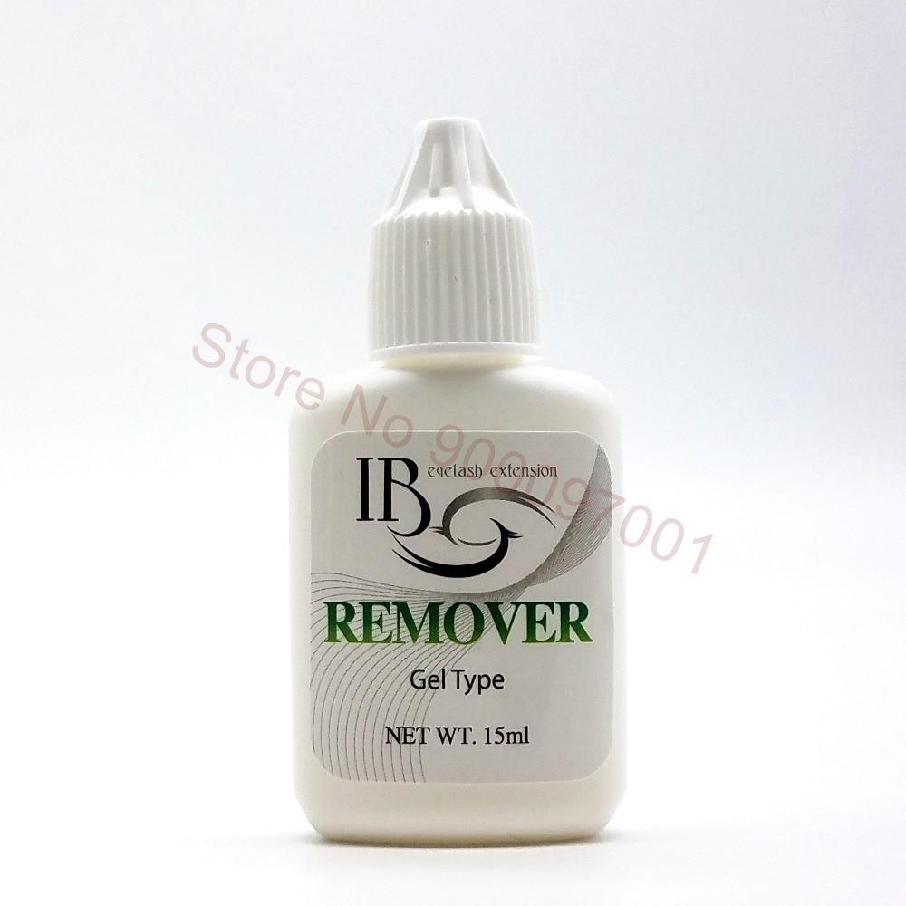 Korea IB 15G Professional Eyelash Glue Remover Adhesive Debonder Gel Type For False Eyelashes Extension Makeup Removers ToolKorea IB 15G Professional Eyelash Glue Remover Adhesive Debonder Gel Type For False Eyelashes Extension Makeup Removers Tool