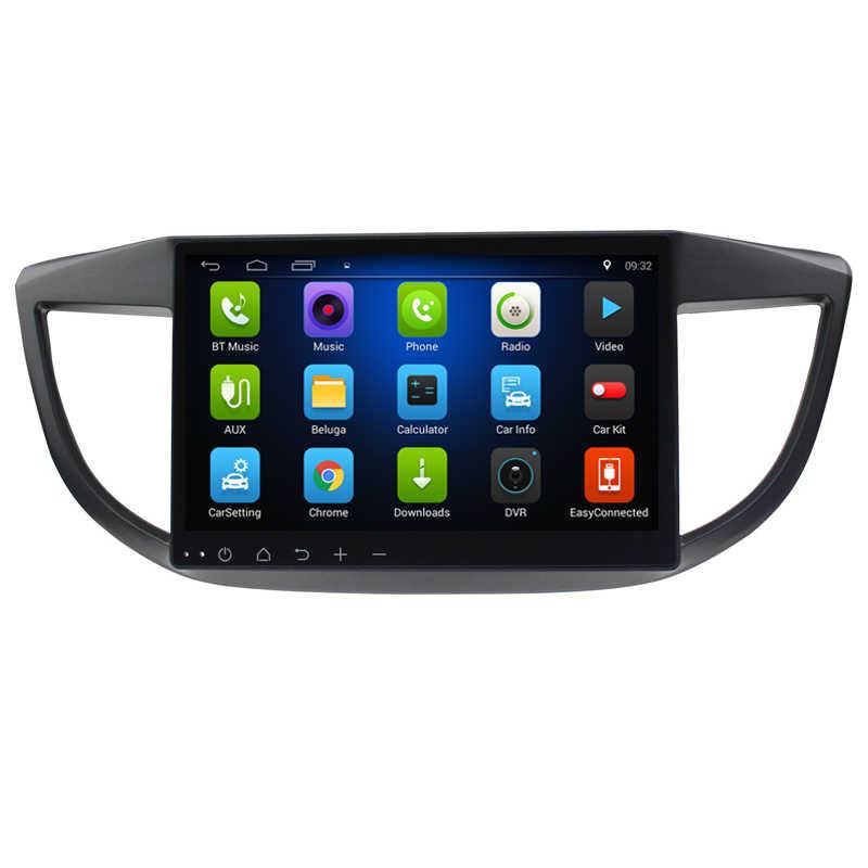 "10,2 ""Android 6.0! auto DVD PC Multimedia Dvd GPS Navi Stereo Radio Fit HONDA CRV 2011 2012 2013 2014-2015 3G WIFI OBD TUPFEN"
