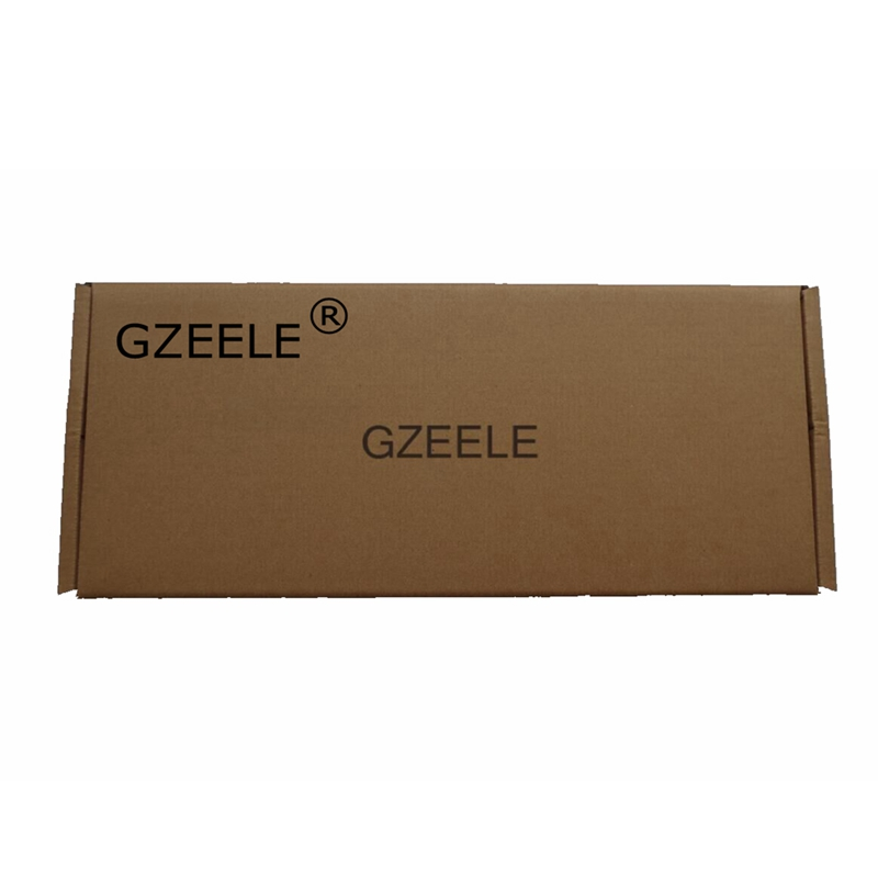 GZEELE NEW Notebook LCD Hinge For HP COMPAQ CQ42 CQ42-200 CQ42-100 CQ42-300 G42 series laptop screen hinges Left+right 2