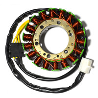 Motorcycle Generator Parts Stator Coil Comp For YAMAHA XV535 Virago 535 1987 2000