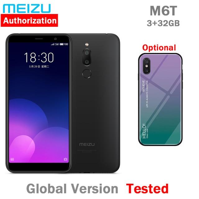 """Ban đầu MEIZU 6 T MEILAN M6T Octa Core 5.7 """"HD IPS Màn Hình 4G LTE RAM 3 GB 32 GB ROM Di Dual Camera Sau"""