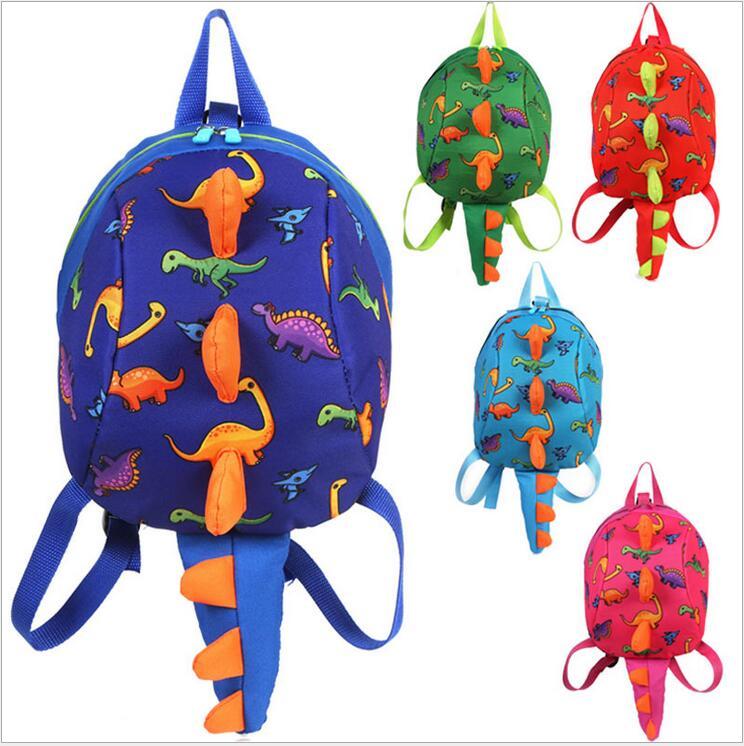 Малыша рюкзак anti-потерял поводок ремень сумка для хранения Рейн Мультфильм Малыш Детск ...