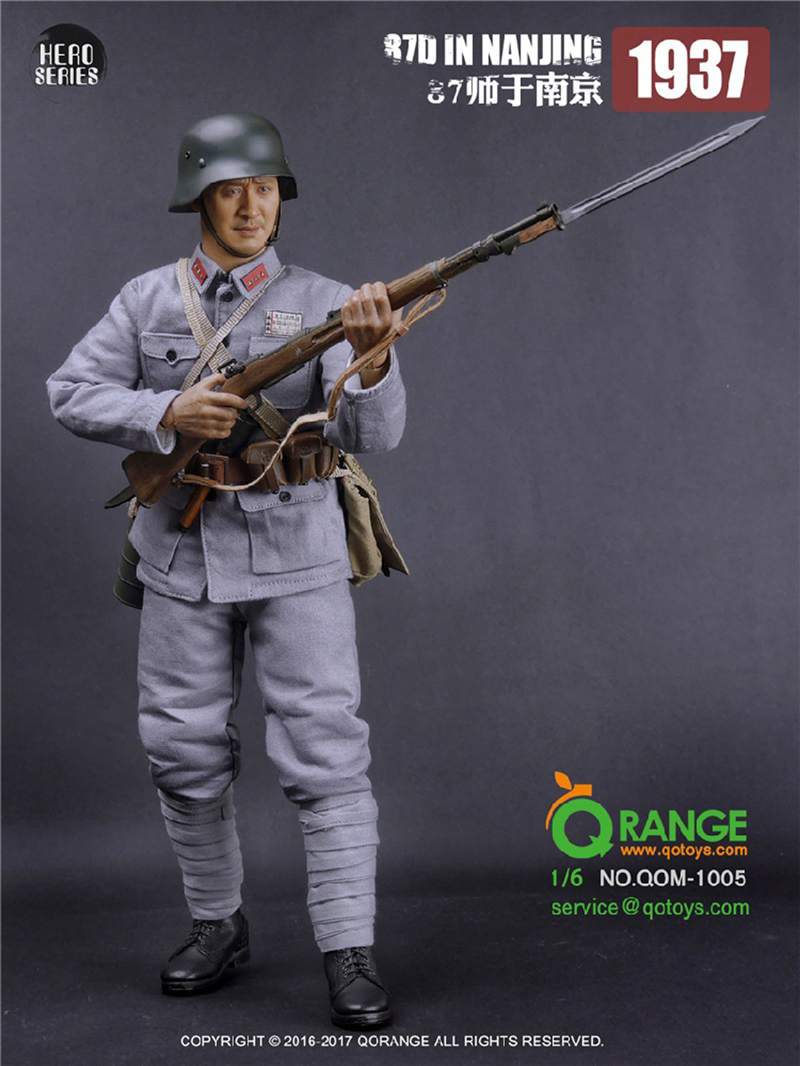 "QORANGE QOTOYS 1004 1005 1//6 Scale Helmet Model Metal for 12/"" Action Figure"