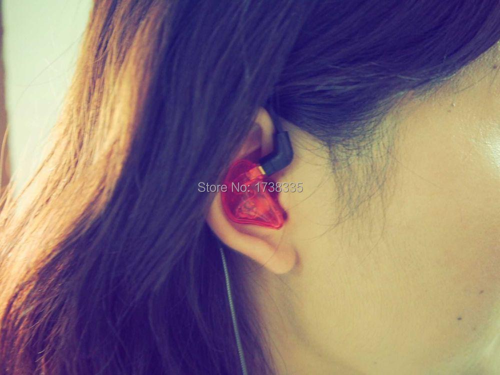 kõrvaklappide kõrvaklapid, millel on 3 draiverit, kohandatud - Kaasaskantav audio ja video - Foto 4
