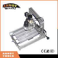 DIY metal engraving machine + A49488 / USBCNC + TB6560 Can be engraved acrylic / soft metal / aluminum alloy nameplate